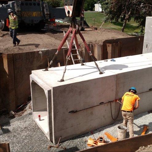 Baltazar Contractors, Inc. - Culvert and Bridge Construction Services