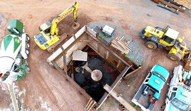 Baltazar Contractors, Inc. - Utility Construction Services