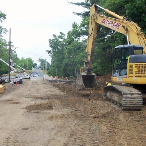 Baltazar Contractors, Inc. - Roadway Construction Services