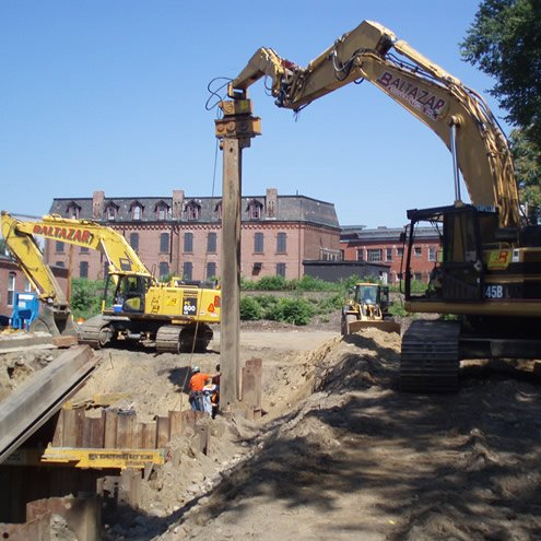 Baltazar Contractors, Inc. - Earth Support and Shoring Construction Services