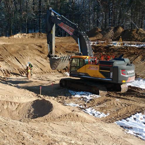 Baltazar Contractors, Inc. - Site Work and Development Services